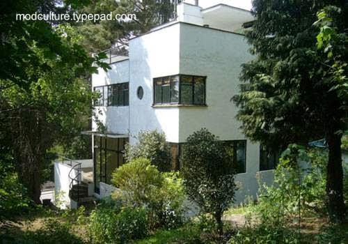 Casa de estilo Moderno años 30 en Inglaterra