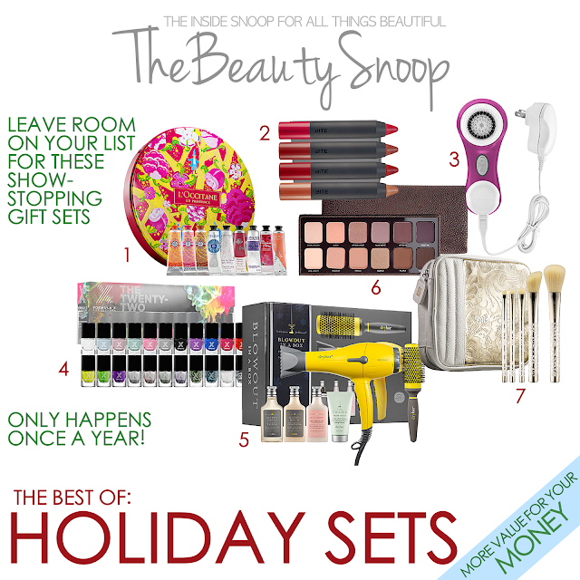 THE BEST HOLIDAY SETS FOR THE BEAUTY PRODUCT LOVER ON YOUR LIST