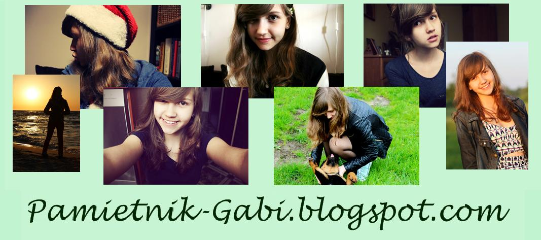 Pamiętnik-Gabi | blogspot