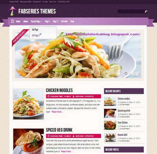 Zylyz WordPress Theme