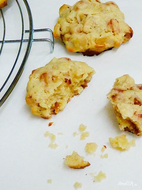 Ça titille les papilles !, Cookies, Cardamome, Abricot, Biscuit, Gâteaux