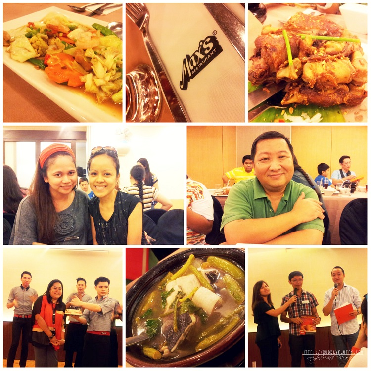 #TGIF at Max's Restaurant, Greenbelt 1