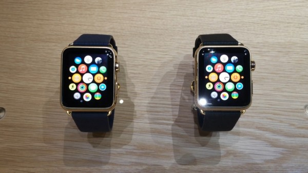 Apple Watch in Stores