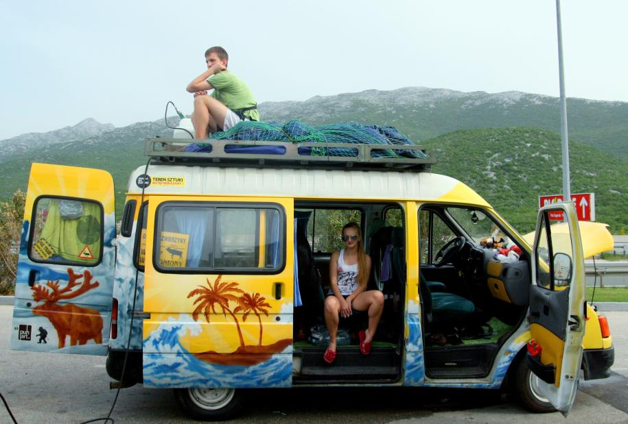 bus, trip, bałkańska majówka, Bałkany
