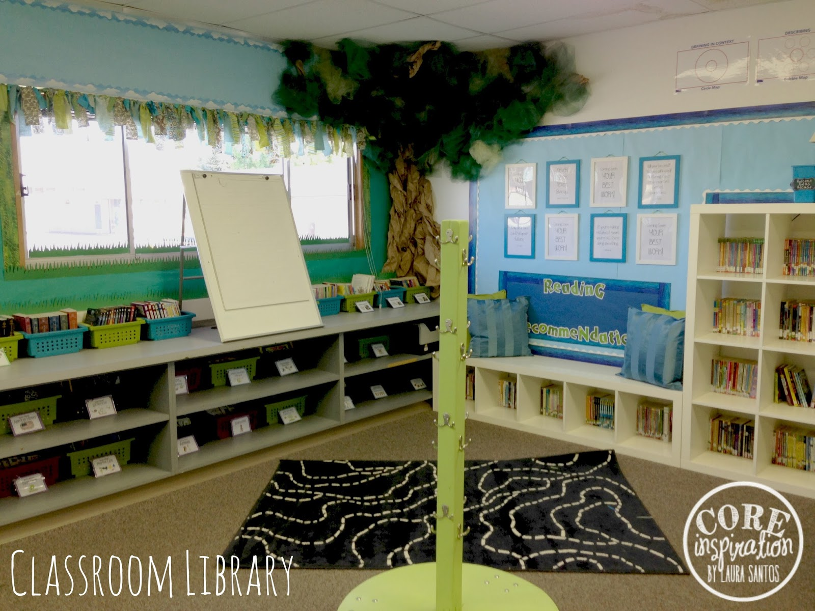 Classroom Design Inspiration ~ A tour of my third grade classroom gt tours