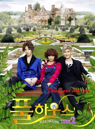 Drama Korea Full House Take 2 Indosiar