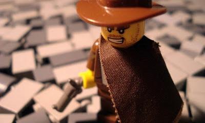 10 Escenas de peliculas en LEGO 21