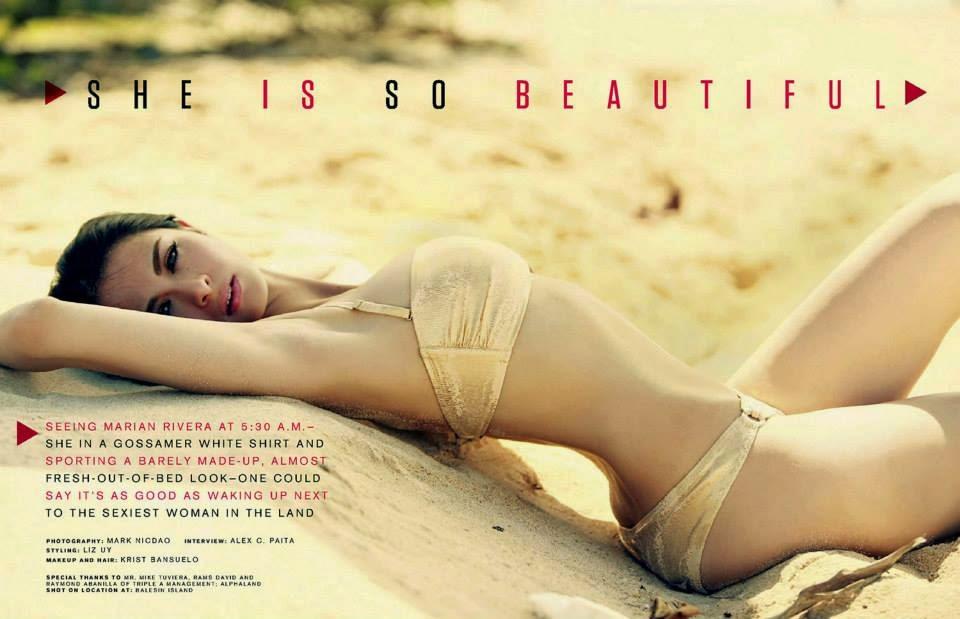 marian rivera sexy fhm bikini pics 05