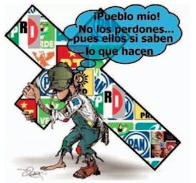 NO LOS PERDONEN: ....