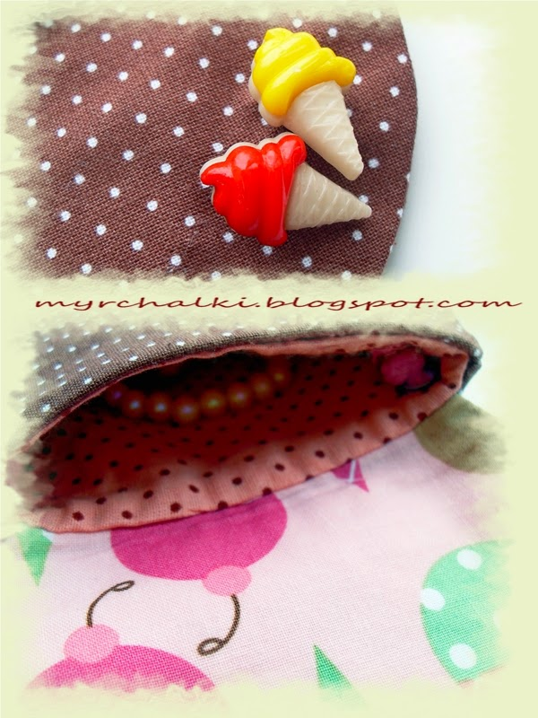 сумочка для девочки летняя