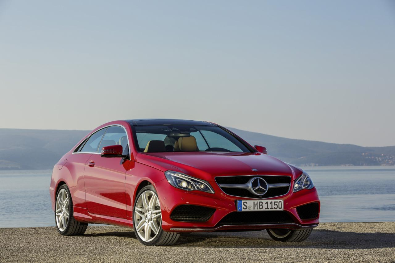 Mercedes benz e serisi coup ve cabriolet for Mercedes benz gas type