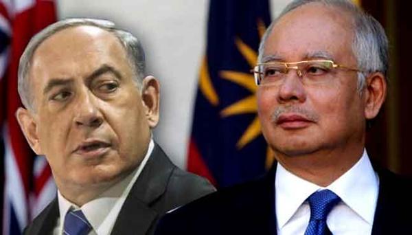 PENDEDAHAN SEBENAR Gambar Viral Najib Dan Netanyahu!