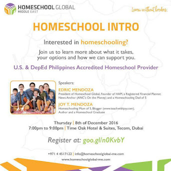 Homeschool Introduction