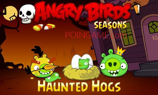 Angry Birds Seasons 3.1.0 Haunted Hogs