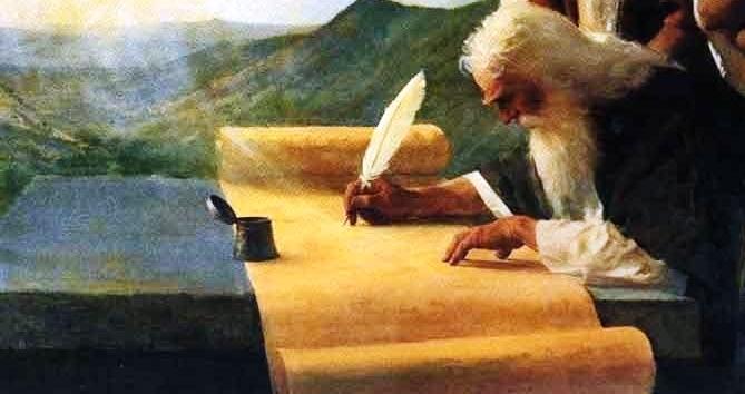 La biblia es el libro más interesante que vas a leer.
