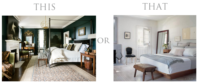 Marie flanigan interiors for Dramatic beds