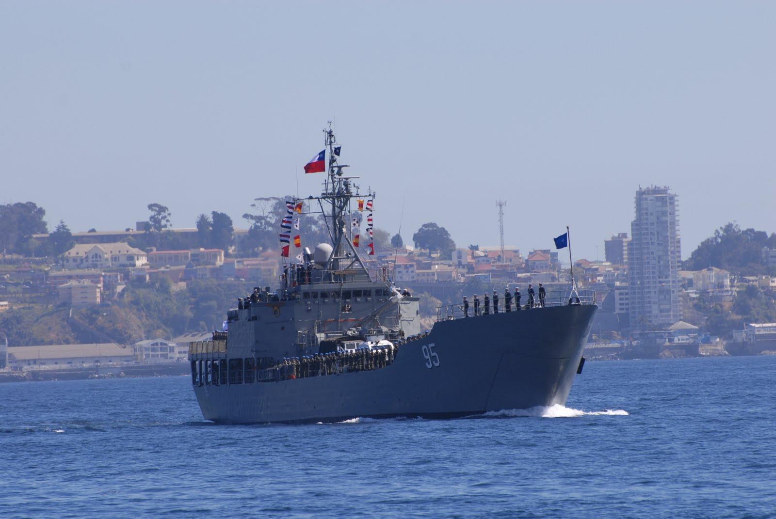 Armée Chilienne / Chile's armed forces / Fuerzas Armadas de Chile - Page 6 5020620111_484854776d_o