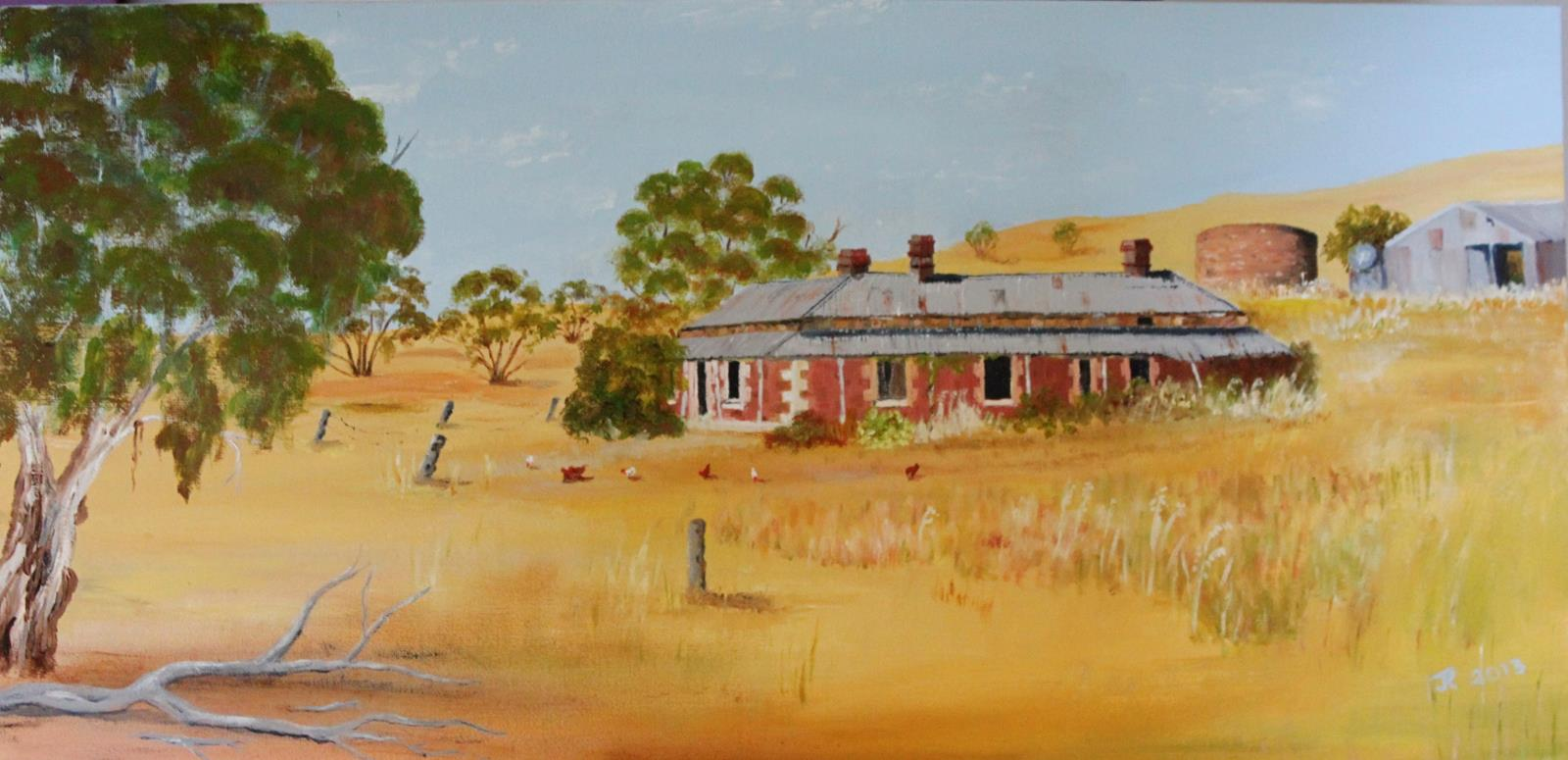Aylesbury Farm, near Georgetown South Australia