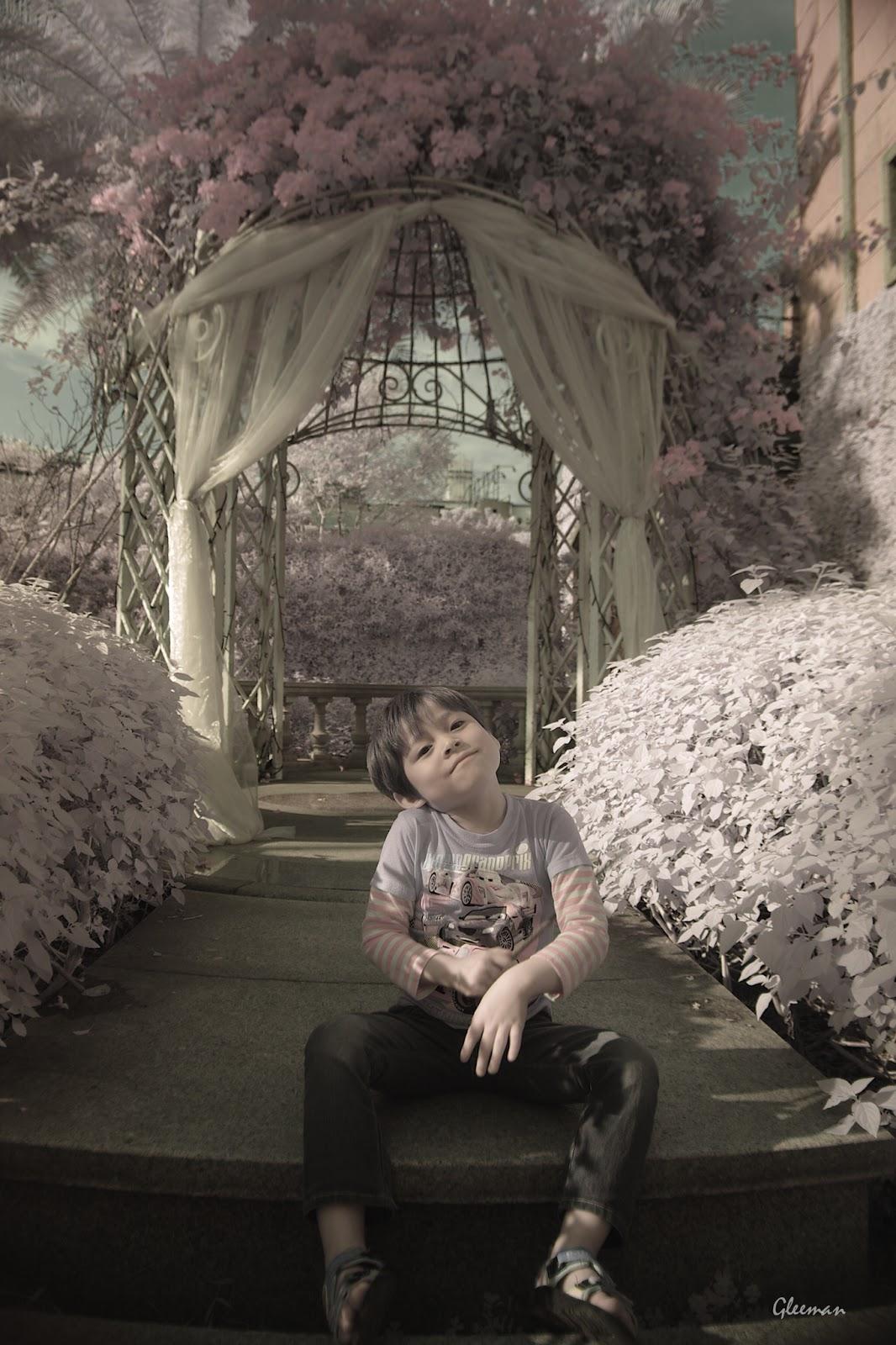 彩色紅外線攝影 (Pentax K5 Color IR ),在維多麗亞