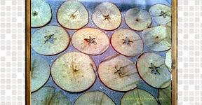 Crispy apple chips steps and procedures
