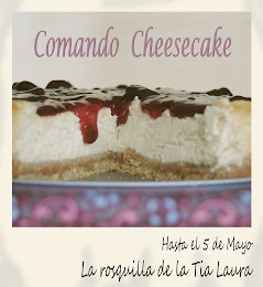 Reto comando Cheese Cake