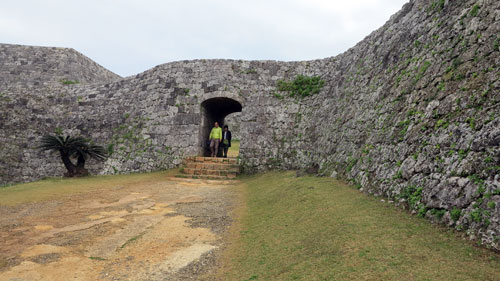 Zakimi Castle, Okinawa