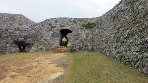 Zakimi Castle, Okinawa