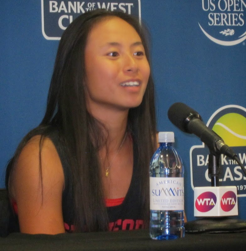 Rankings mover of the week: Carol Zhao (down)