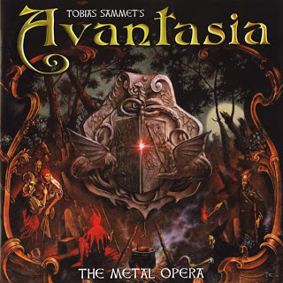 Avantasia - The Metal Opera Part I [2001]