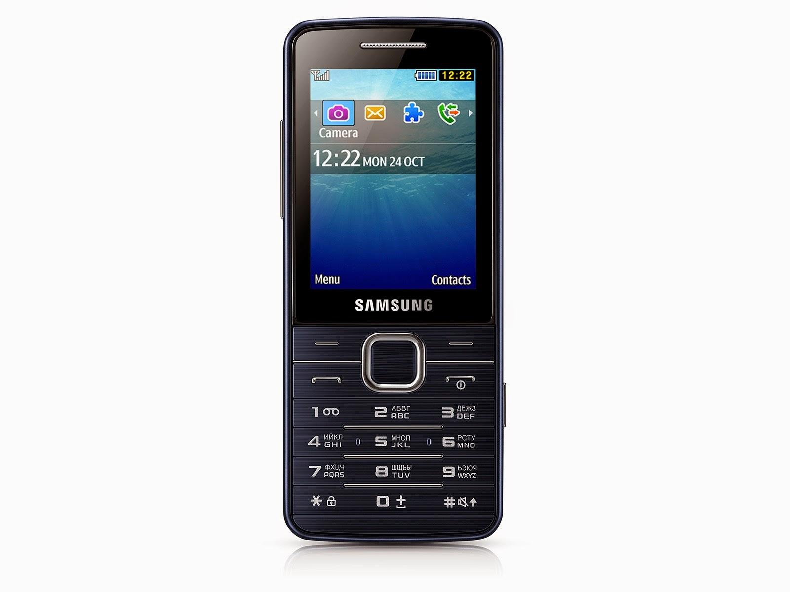 Fitur – fitur lain yang ada pada Samsung S5611 juga hampir sama dengan ponsel ponsel lain sekelas ponsel ini berikut ini beberapa fitur yang ada pada