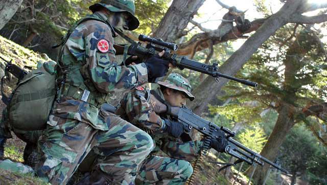 El Senado autorizó la entrada y salida de tropas para el 2015 10241841