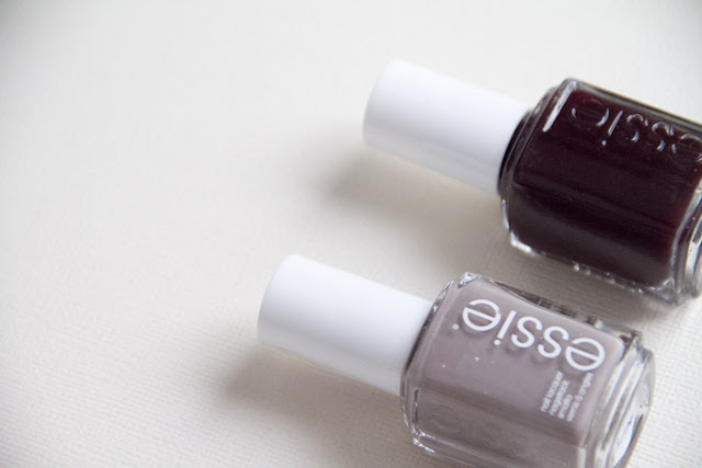 Essie Miss fancy pants Wicked
