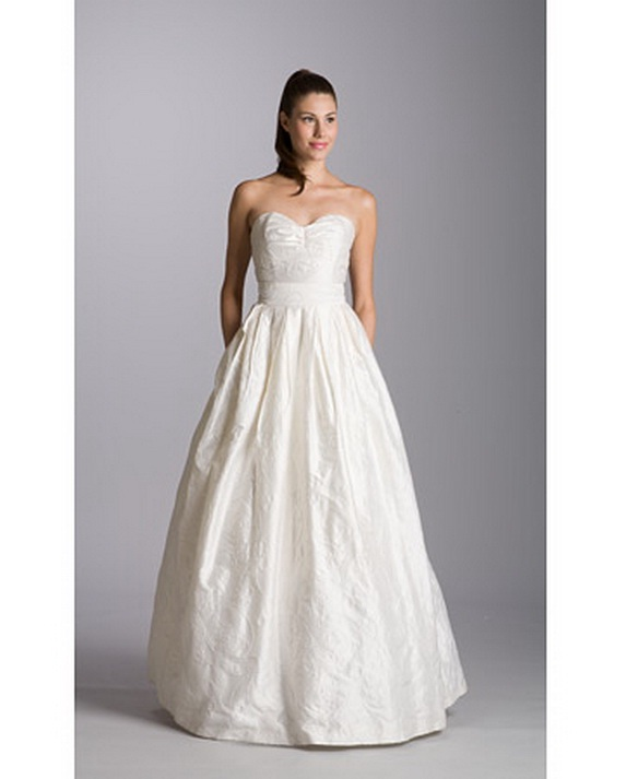 bridesmaid dresses: 2012 Aria wedding Dresses Spring Collection