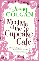 Book cover of Meet Me at the Cupcake Cafe by Jenny Colgan