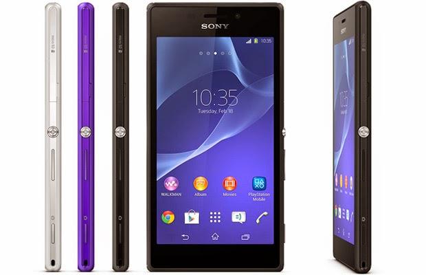 Spesifikasi Dan Harga Sony Xperia M2 D2305 Terbaru 2014