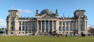 Tempat Wisata Di Jerman - Reichstag Building (Reichstagsgebäude)