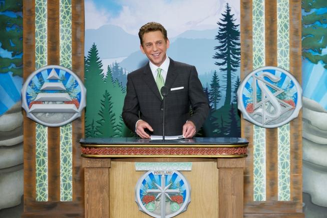 Scientologie Portland David Miscavige