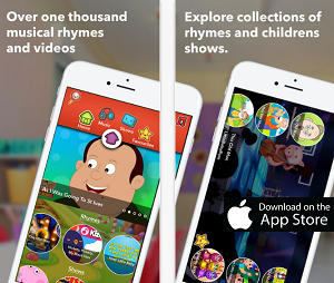 iOS App of the Week - Nursery Rhymes