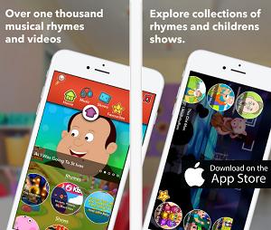 iOS App of the Week - Nursery Rhymes