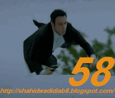 مسلسل وادي الذئاب الجزء الثامن  الحلقة 58  كاملة  مترجمة