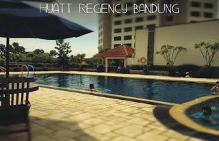 Hyatt Regency Bandung - kamar deluxe twin