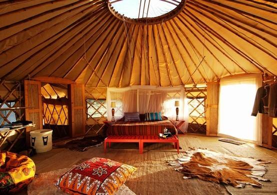 Moon To Moon Camping Season Part 1 Yurts