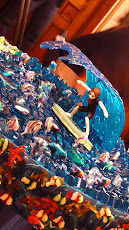 A Candy Surfers Paradise- All Edible!