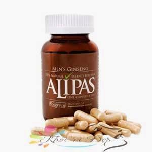 Sâm Alipas - tăng cường sinh lực ở nam giới