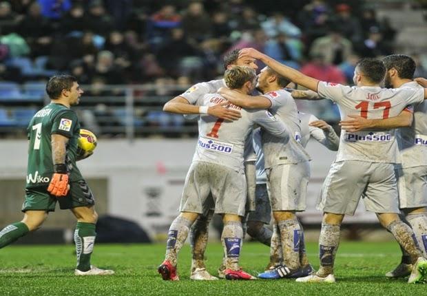 Liga spanyol :  Eibar 1-3 Atletico Madrid