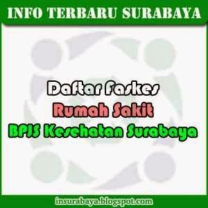 Daftar Faskes Rumah Sakit BPJS Surabaya