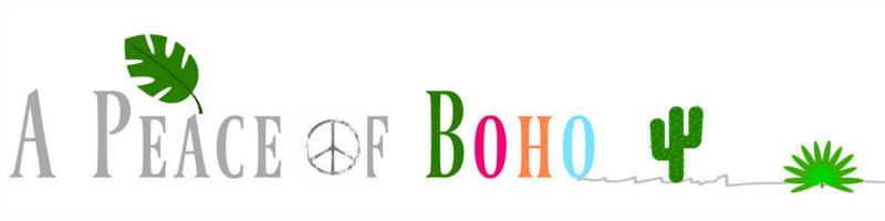 A Peace of Boho