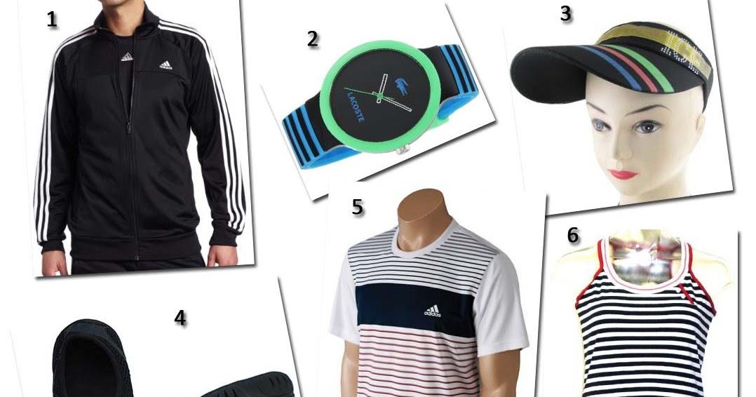 Tennis Fashion Wish List: Stunning Stripes