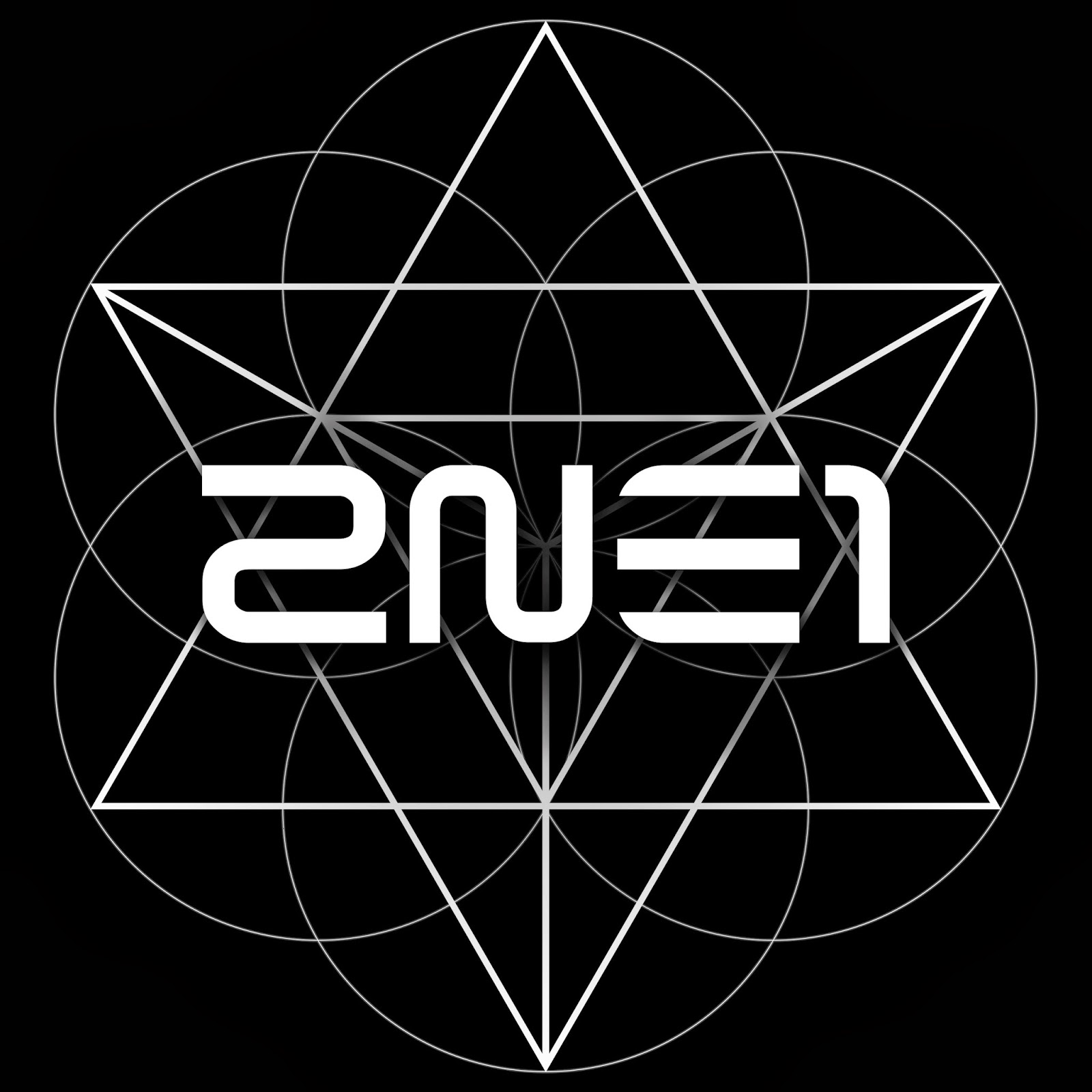 2NE1 Crush Cover