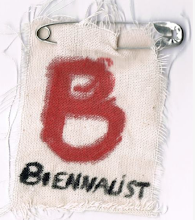 THERE IS NOT A GOOD BIENNALE WITHOUT BIENNALIST